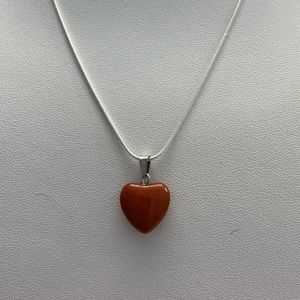 Gorgeous Deep Red Necklace